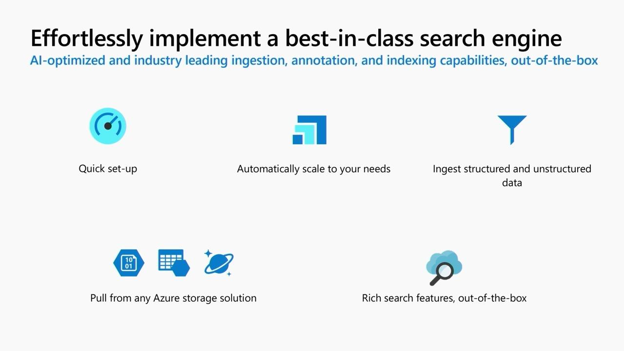 Try this one weird AI trick on your data.  Turn any data into structured knowledge using the new Knowledge Mining capabilities of the Azure AI platform