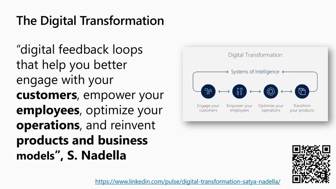 Build large scale near real time analytical solutions to accelerate the digital feedback loop for IoT and Apps