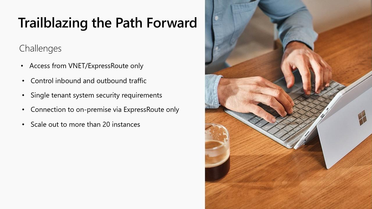 Azure PaaS Journey: Insights into app latency, networking and security from Walmart