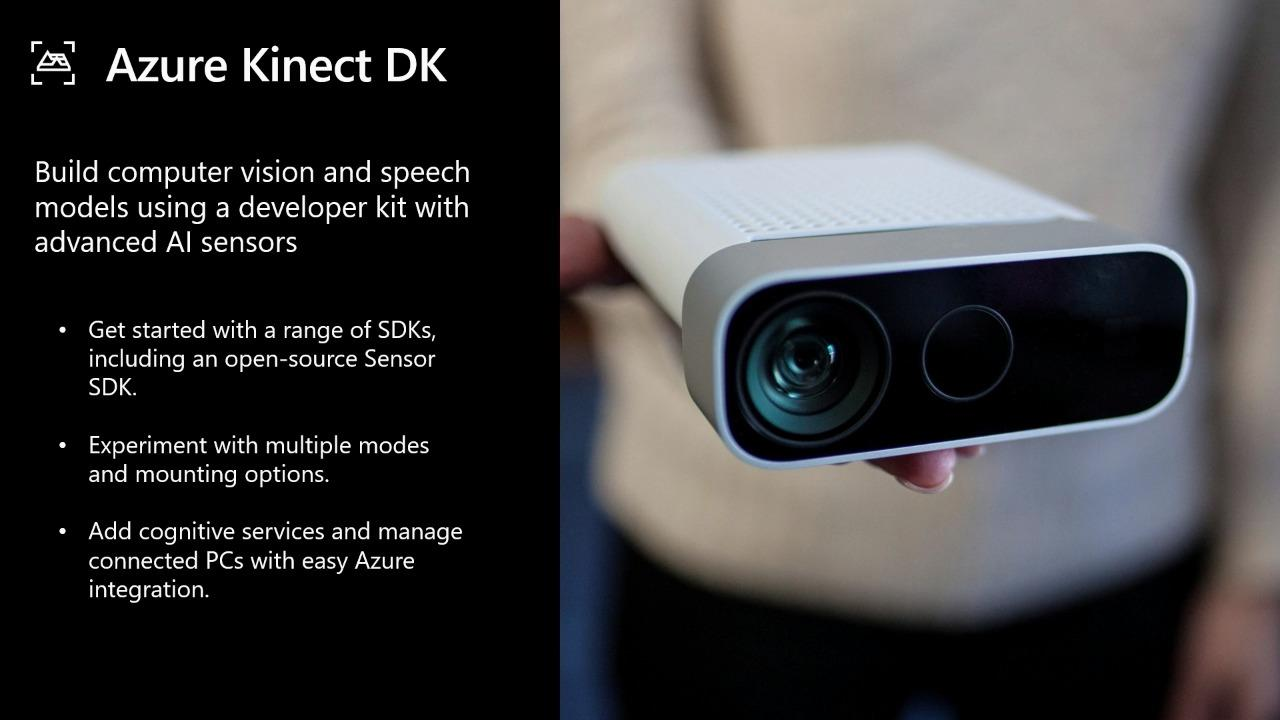 Intro to Developing for Azure Kinect