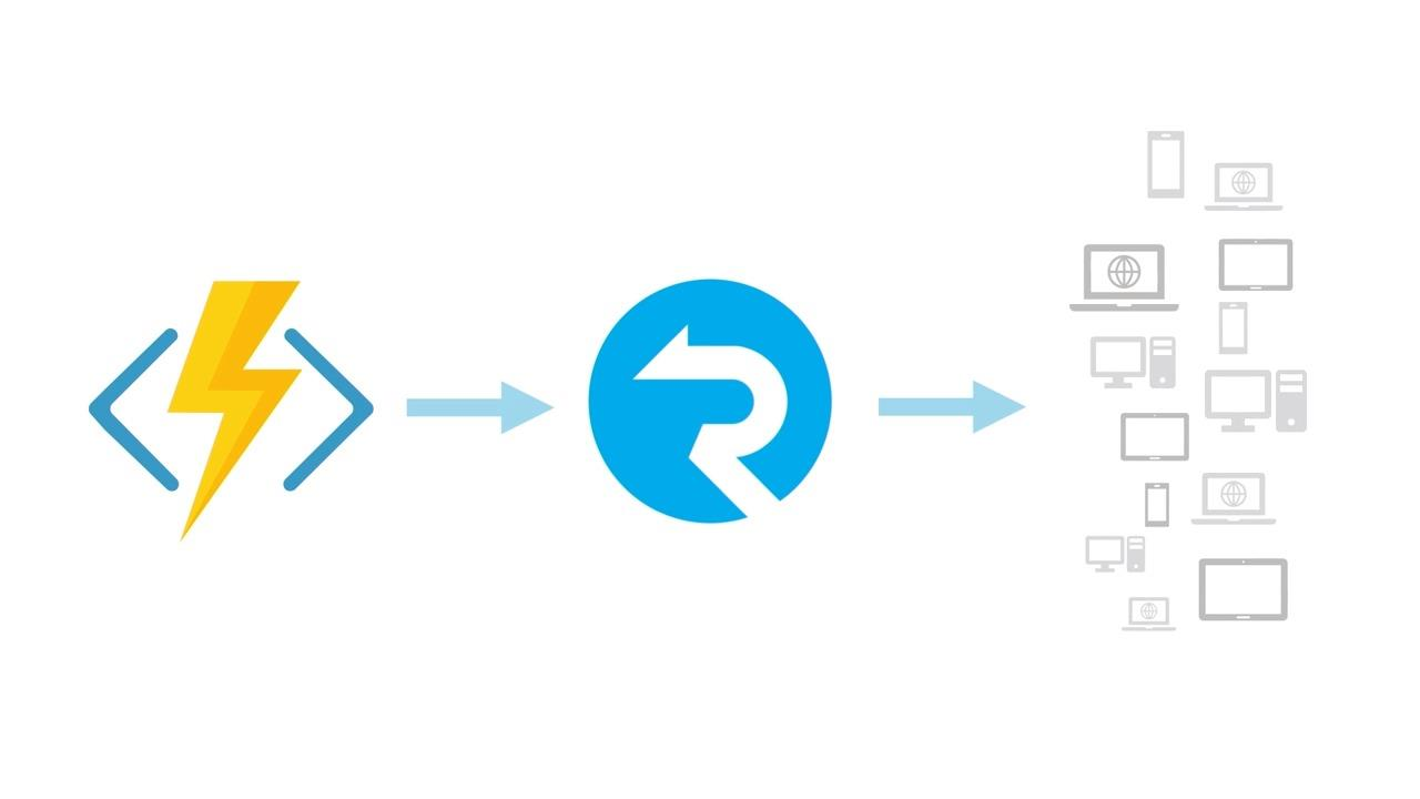 Bring serverless apps to life with Azure SignalR Service