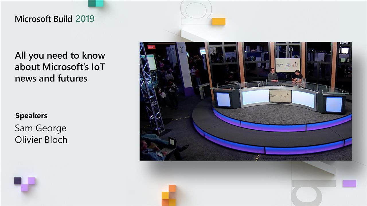 All you need to know about Microsoft's IoT news and futures