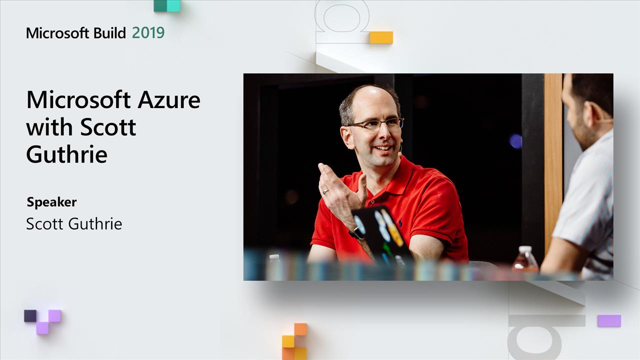 Microsoft Azure with Scott Guthrie