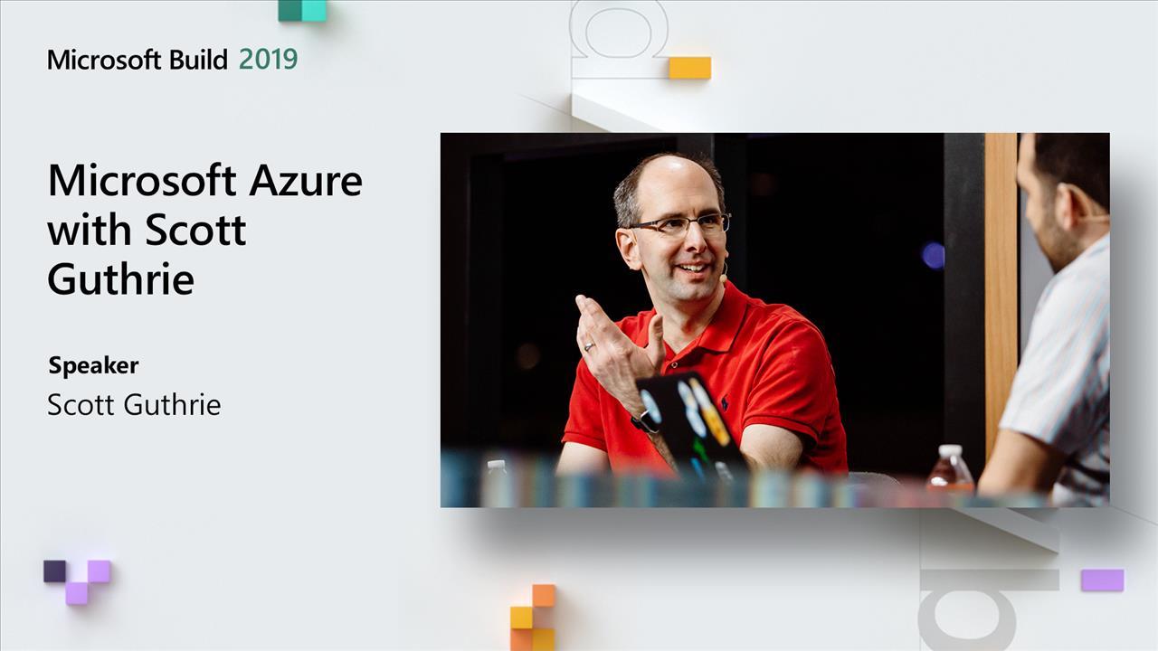 Microsoft Azure with Scott Guthrie