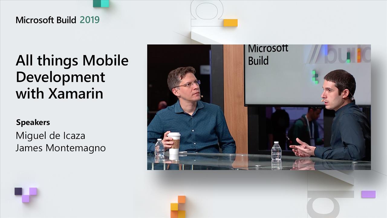 All things Mobile Development with Xamarin