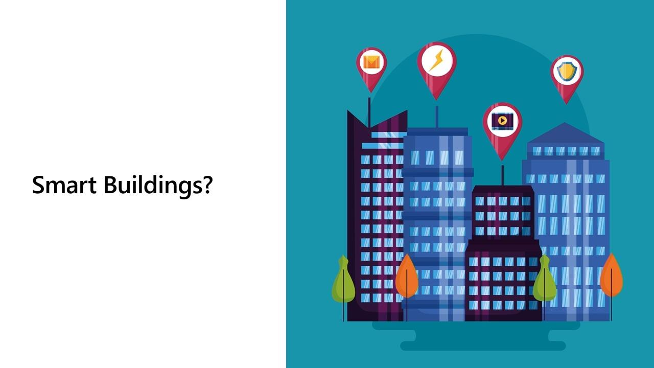 Leading IoT edge: Smart buildings use case